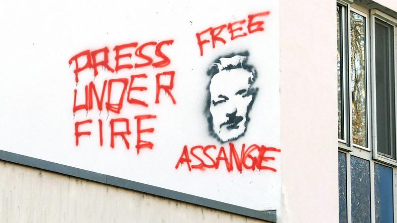 Julian Assange: Mitgefangene erwirken das Ende der Einzelhaft für den WikiLeaks-Journalisten