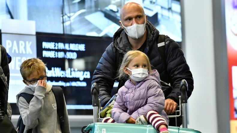 Coronavirus: Große russische Reiseunternehmen stellen Verkauf von Reisen nach China ein