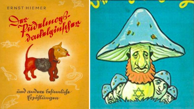 """""""Teufel in Menschengestalt"""": Amazon in Kritik wegen Vertrieb von Nazi-Kinderbüchern über Juden"""