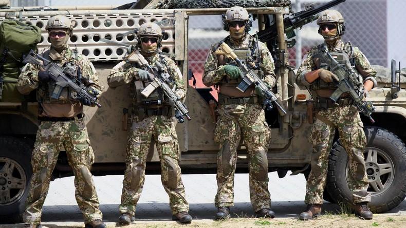 Verdacht auf Rechtsextremismus: Ermittlungen gegen rund 550 Bundeswehr-Soldaten