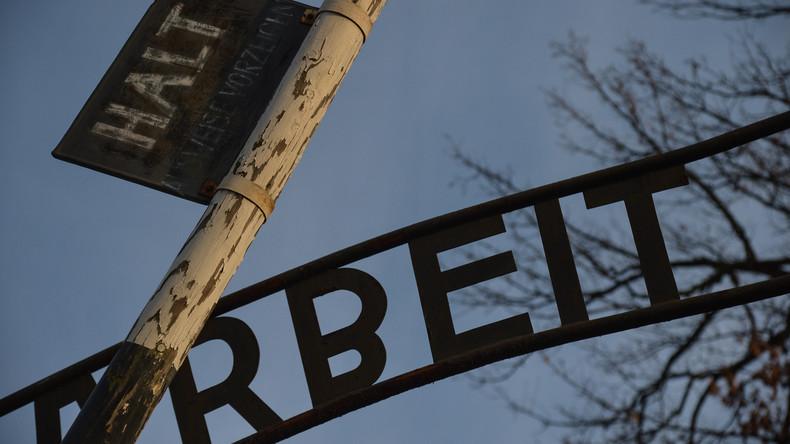 75 Jahre Befreiung von Auschwitz durch die Rote Armee