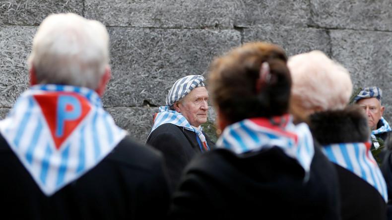 LIVE: Gedenkzeremonie in Auschwitz zum 75. Jahrestag der Befreiung
