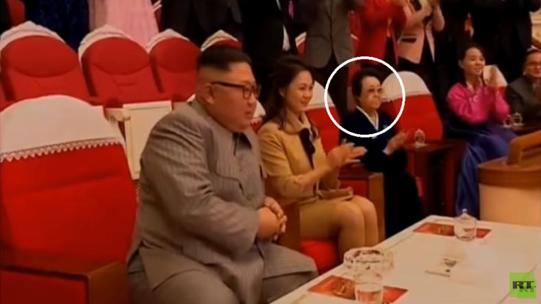 Totgeglaubte leben länger: Kim Jong-uns Tante nach Jahren wieder in der Öffentlichkeit
