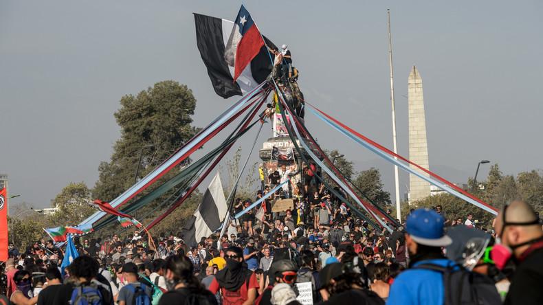 Chile: Verfassung aus Pinochet-Diktatur soll reformiert werden – Tausende von Bürgerversammlungen