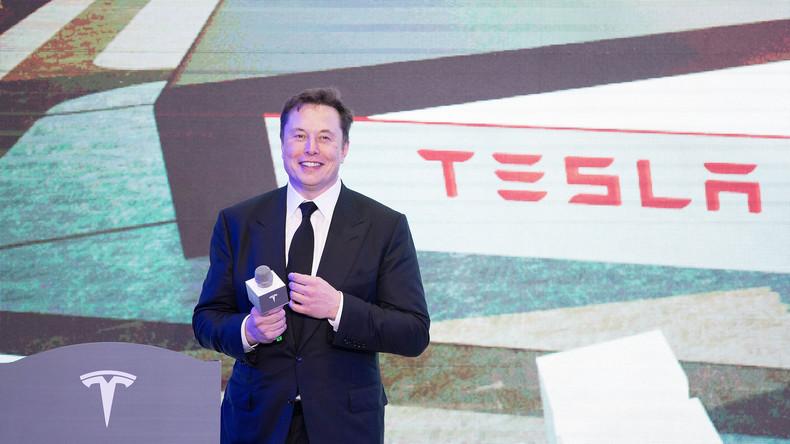 Tesla soll Subventionen für Batteriezellenforschung nach Ausschreibungsschluss beantragt haben