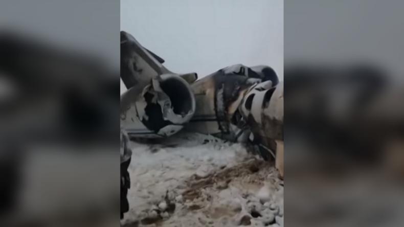 """""""Kein Hinweis auf feindliches Feuer"""": US-Streitkräfte in Afghanistan bestätigen Verlust von Flugzeug"""