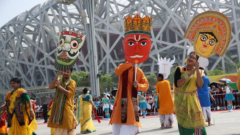 Prognose: China und Indien werden bis 2060 ein Drittel der Weltwirtschaft kontrollieren