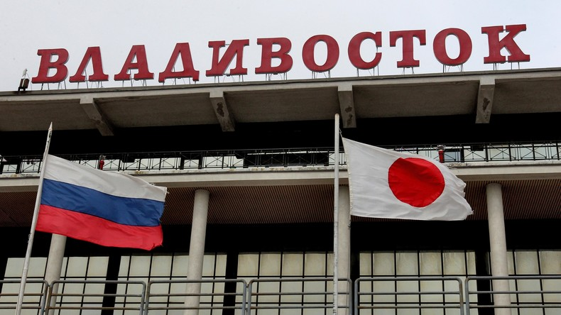 Russland weist Japaner wegen Spionageverdachts aus