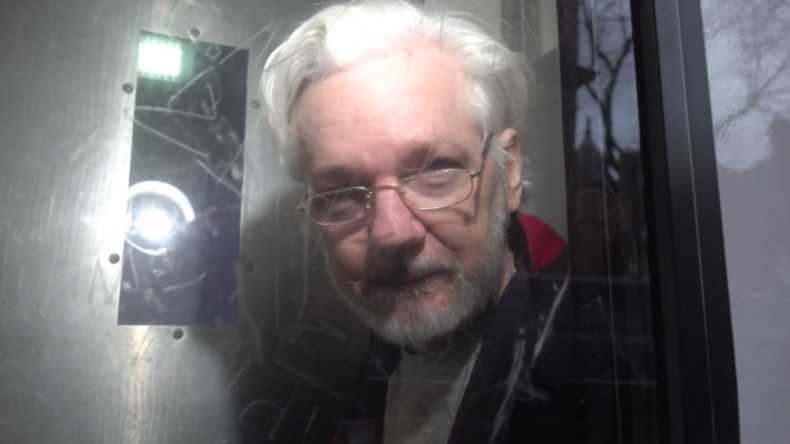 Nach Protesten von Häftlingen für Assange: WikiLeaks-Mitbegründer aus Einzelhaft geholt
