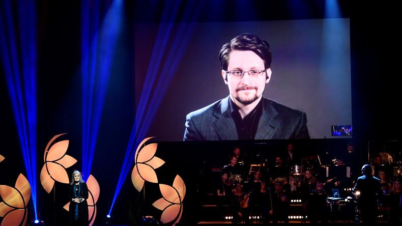 Fall Assange und Greenwald: Snowden warnt vor Einschränkung der Pressefreiheit durch Regierungen