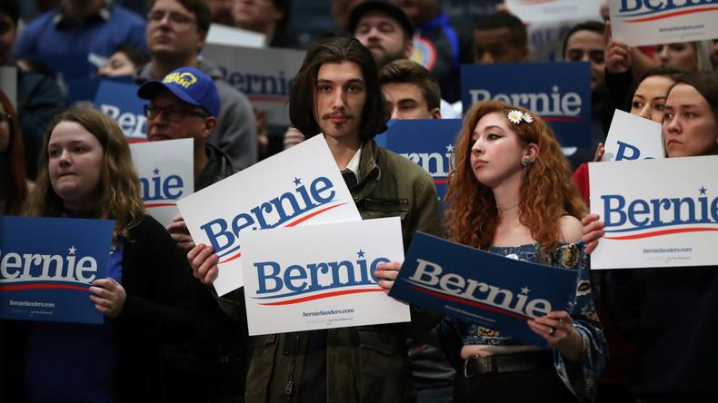 Anhänger von Bernie Sanders befürchten erneut Verschwörung gegen ihren Kandidaten