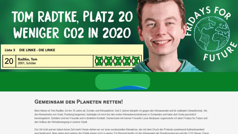 Holocaust als Klimaverbrechen? Linke-Kandidat in Hamburg sorgt für Entsetzen in eigener Partei