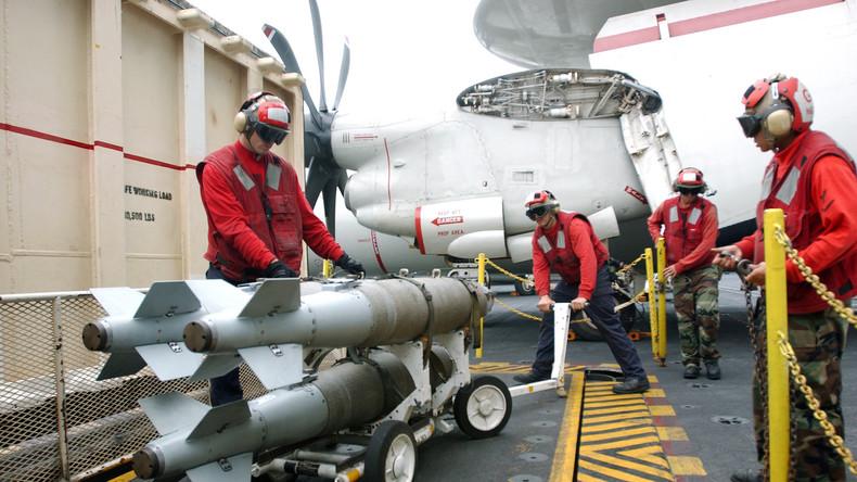 Wegen Sicherheitsbedenken: USA liefern keine Waffen mehr an den Irak