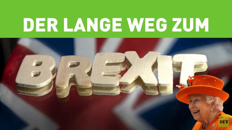 Endlich Brexit – Wie bereitet sich Großbritannien auf den EU-Austritt vor?