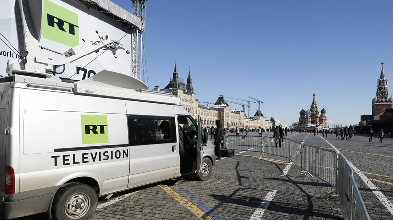 Zehn Milliarden Views: RT ist TV-Nachrichtenportal Nummer 1 auf YouTube