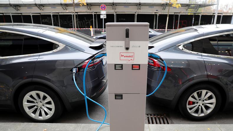 Zukunft E-Auto: Tesla in Fuhrparkauswahl für deutsche Staatsdiener aufgenommen