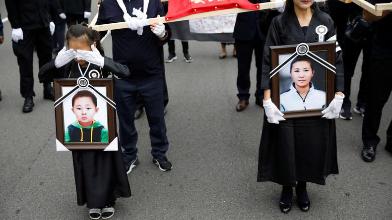 Südkorea: Zahl der Flüchtlinge aus Nordkorea auf niedrigstem Stand seit 18 Jahren