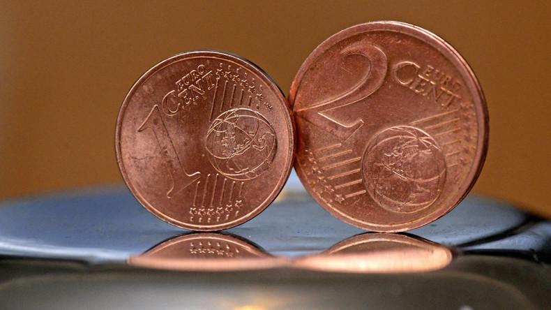 Einstieg in den Bargeldausstieg? EU-Kommission prüft Abschaffung von Kleingeld