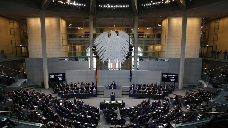 LIVE: Gedenkfeier für Opfer des Nationalsozialismus im Bundestag