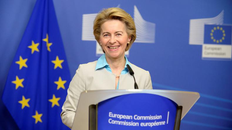 Von der Leyen lässt sich Dienstwohnung im Kommissionsgebäude einrichten – für 72.000 Euro