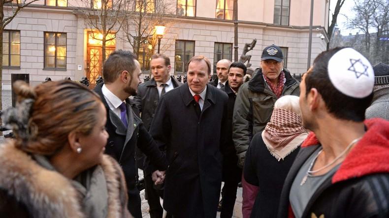Schwedischer Ministerpräsident: Zunahme von Antisemitismus durch Migranten aus Nahost