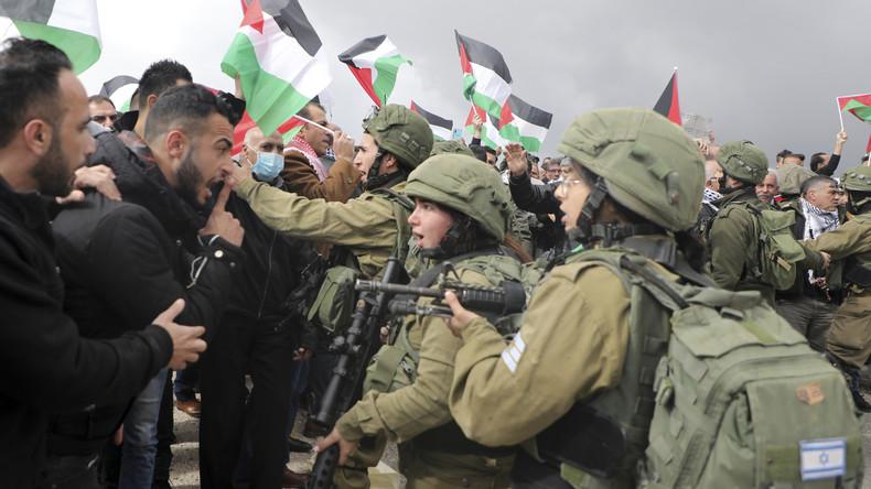 Lawrow zu Trumps Nahost-Friedensplan: Positionen von Israel und Palästina sind entscheidend
