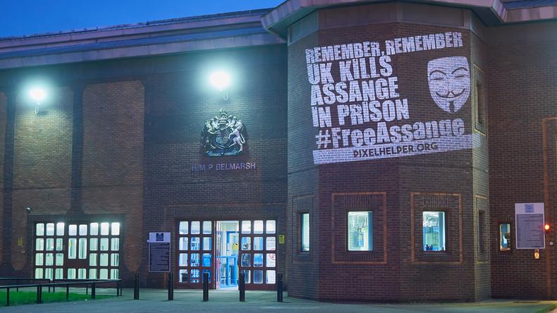 Dreht sich der Wind? Solidaritätsaktionen für Assange nehmen zu – Europarat fordert Freilassung