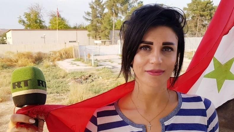 RT-Korrespondentin in Syrien schwer verletzt