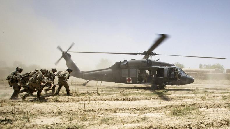 Gekommen um zu bleiben: Der endlose Krieg der USA in Afghanistan (Video)