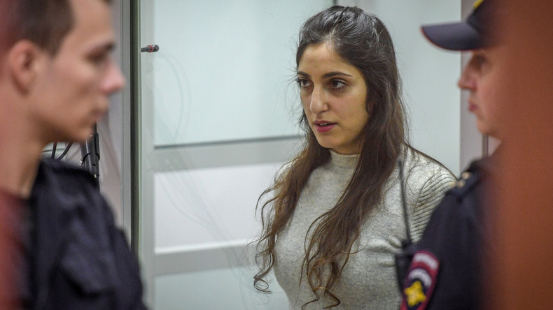 Russland: Putin begnadigt wegen Drogenschmuggels verurteilte Israelin