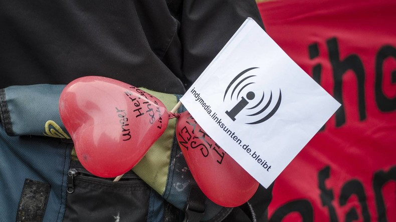 Bundesgericht: Linksradikales Internetportal bleibt verboten