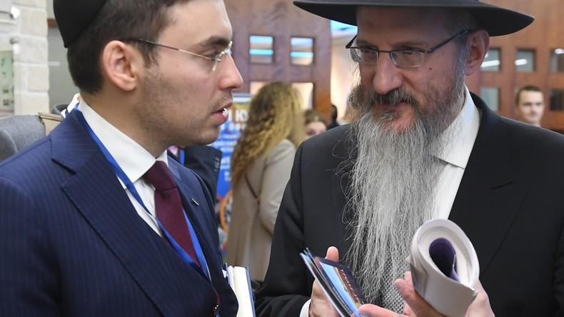Föderation Jüdischer Gemeinden Russlands: Antisemitismus im Land auf geschichtlichem  Rekordtief
