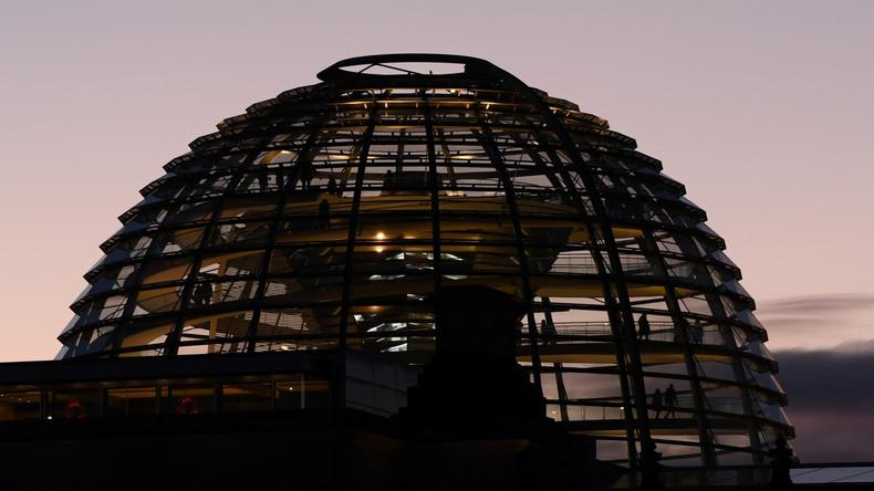 LIVE: 143. Sitzung des Deutschen Bundestages