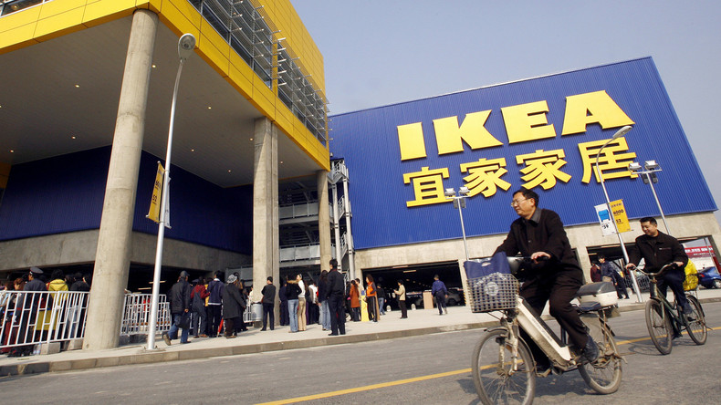 Wegen Coronavirus: Ikea und Fast-Food-Restaurants schließen Filialen in China