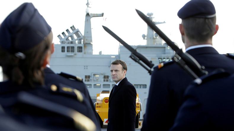 Gemeinsam gegen die Türkei: Frankreich will Kriegsschiffe zur Unterstützung Griechenlands entsenden