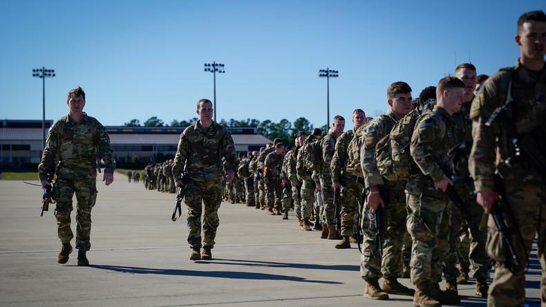 Kein Abzug in Sicht: USA bauen neue Stützpunkte im Irak