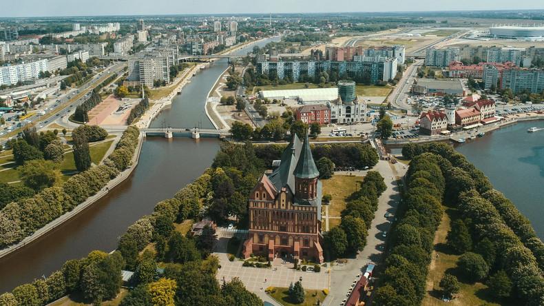 Der lange Weg zur Identität: Eine Reise von Bremerhaven nach Kaliningrad