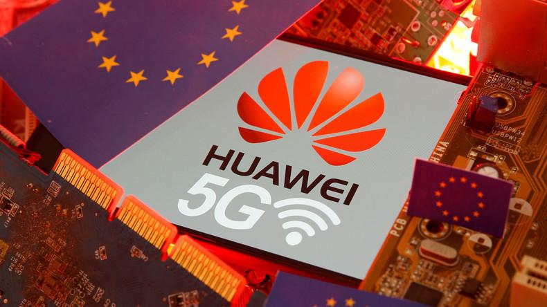 Bundesregierung verfügt über angebliche US-Beweise: Huawei soll für chinesische Regierung spionieren