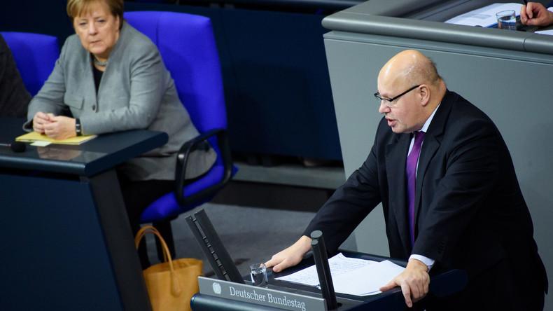 """Wirtschaftsminister Altmaier triumphal: """"Wohlstand gewachsen, Löhne und Renten deutlich gestiegen"""""""