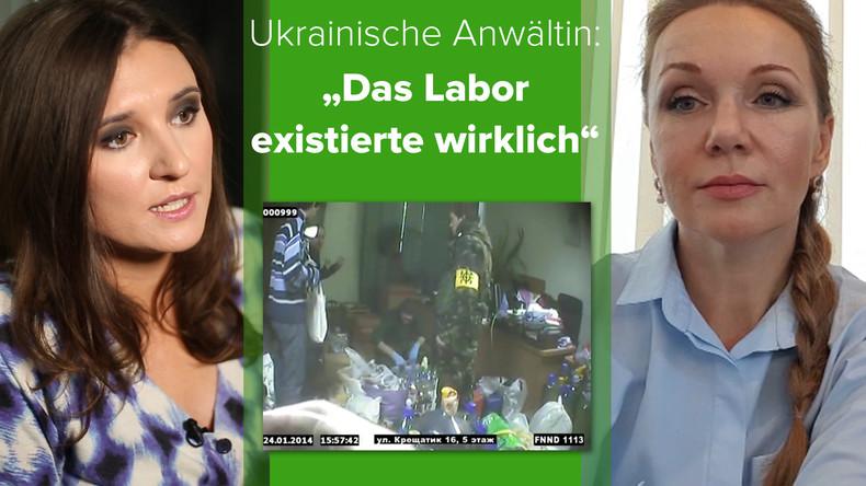 Ukraine: Die Terrorzentrale des Maidan - Wussten Vertreter der Deutschen Botschaft davon? (Video)