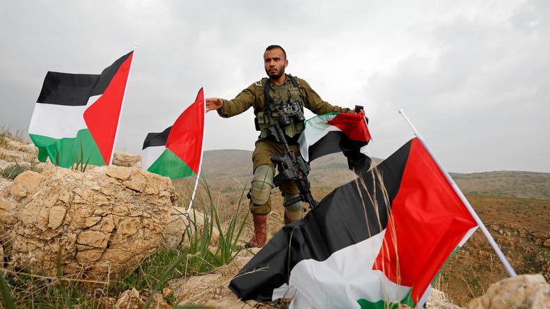 """Jordanische Parlamentarierin zu Jahrhundert-Deal: """"Palästina und Jerusalem stehen nicht zum Verkauf"""""""