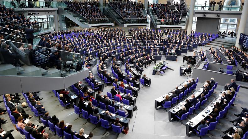 LIVE: 144. Sitzung des Deutschen Bundestages