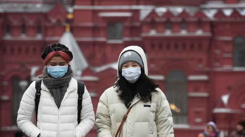 Coronavirus erreicht Russland: Zwei Fälle bestätigt