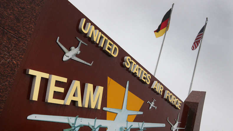Großinvestition: US-Luftwaffe baut Stützpunkte in Deutschland für knapp 400 Millionen Euro aus