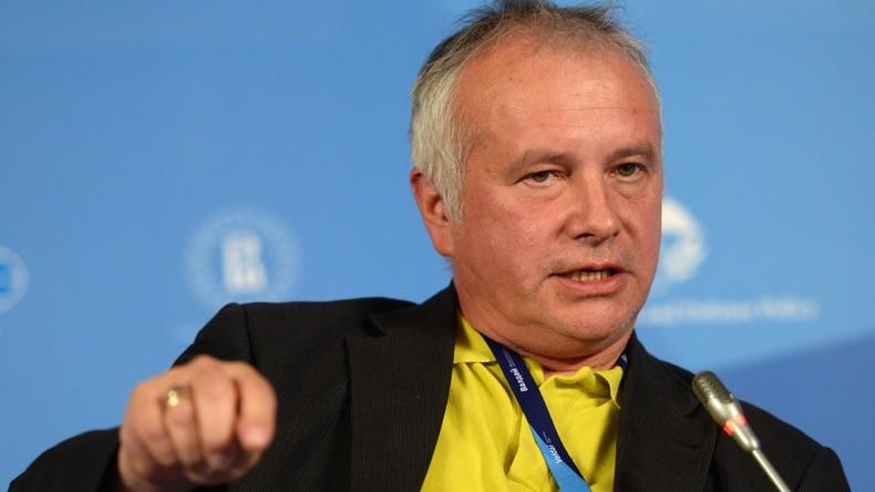 """Alexander Rahr: """"Defender 2020 ist ein Fehler, man muss auf Russland zugehen"""""""