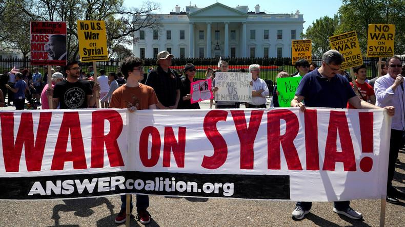 US-Millionensubventionen für eigene Fake-News und die Steuerung lokaler Medien in Syrien