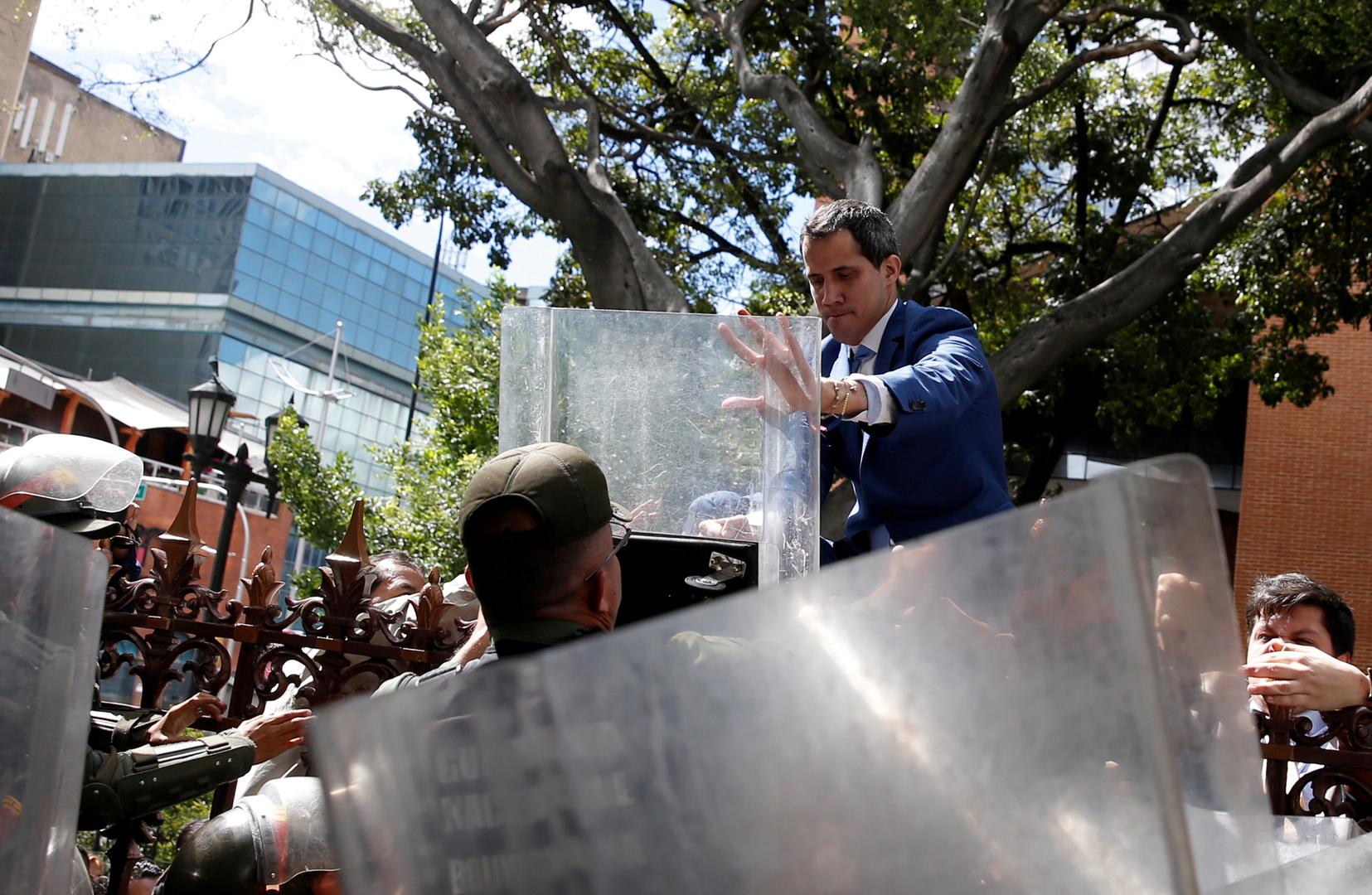 """Auswärtiges Amt betätigt sich als Propaganda-Sprachrohr für Guaidó: """"Maduro-Regime hat versucht ..."""""""
