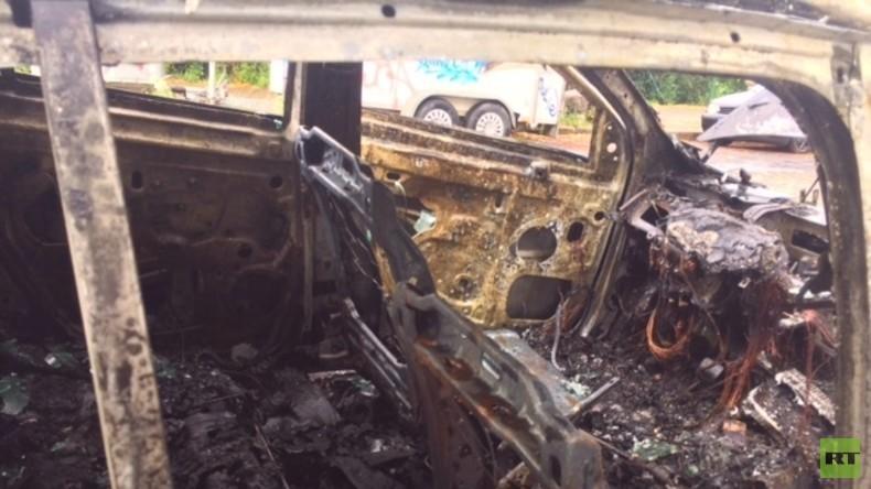 Berlin: Mehr Autos in Brand gesetzt - Geringer Anteil politisch motiviert