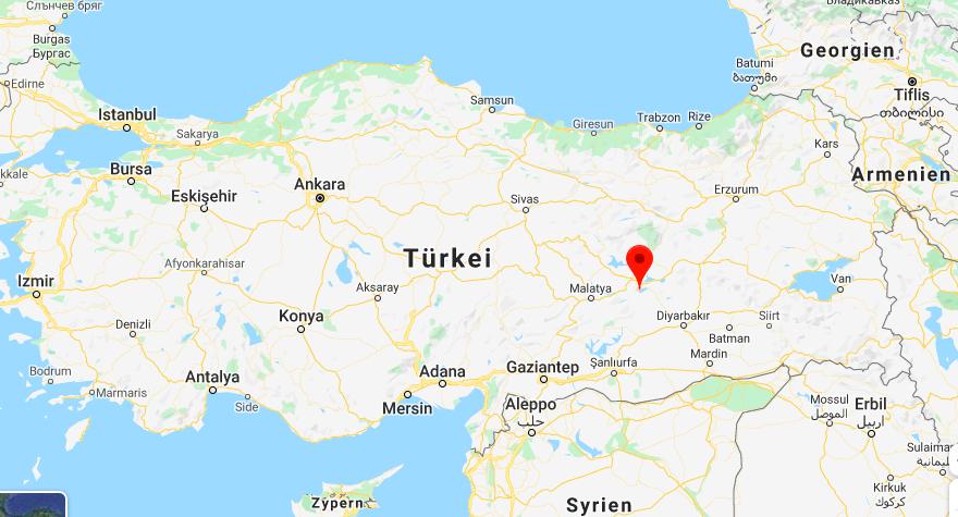 Mindestens acht Tote bei Erdbeben in der Türkei
