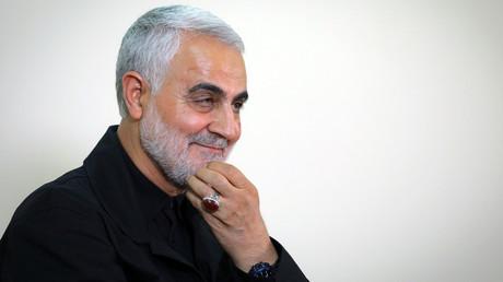 Bei einem US-Raketenangriff wurde Ghassem Soleimani, Kommandeur der iranischen Al-Quds-Einheit, getötet